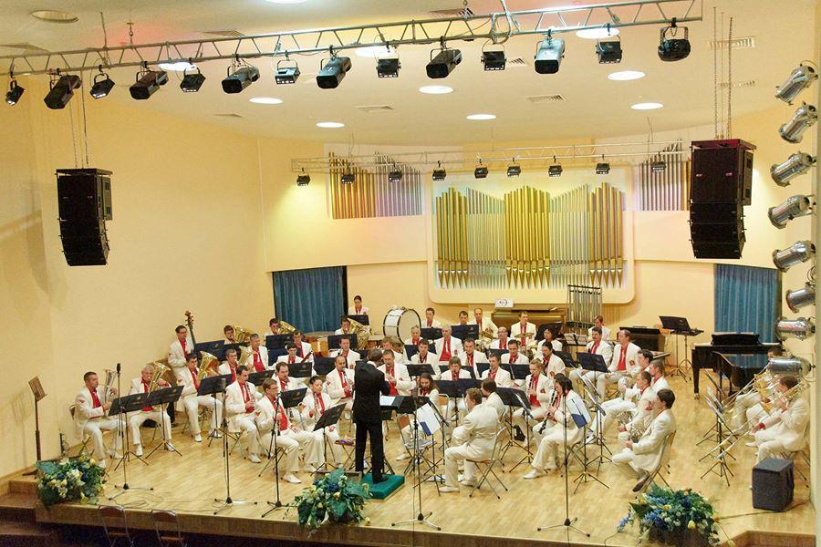 Губернаторский оркестр союз композиторов