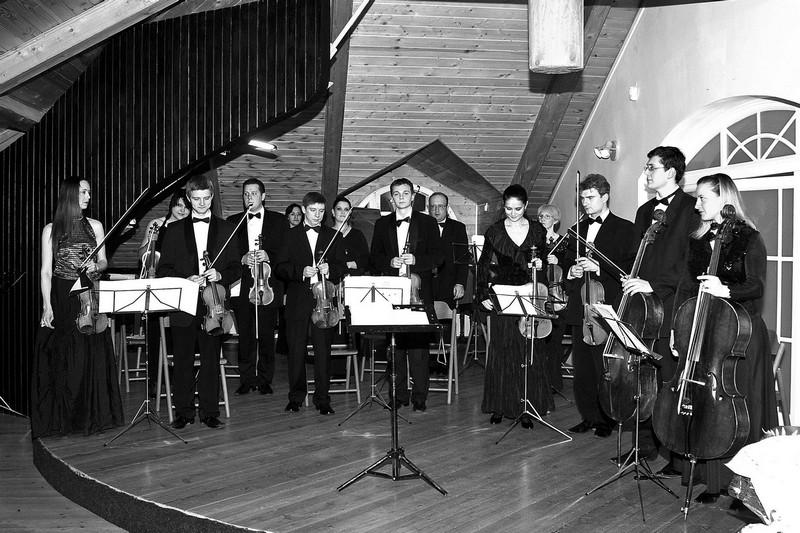 Камерный струнный оркестр