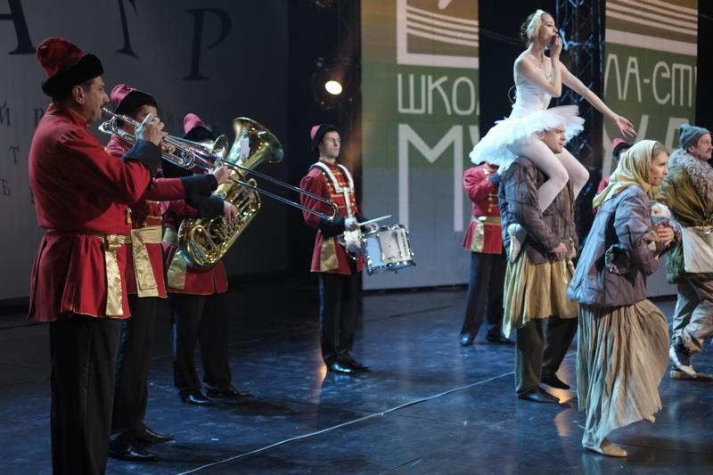 Оркестр Безрукова