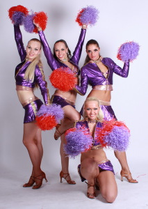 Танцующий Шоу оркестр Черлидеров